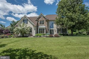 Photo of 831 PALOMINO DR, COLLEGEVILLE, PA 19426 (MLS # PAMC609634)