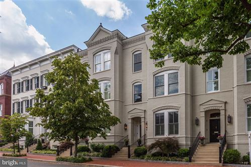 Photo of 3319 PROSPECT ST NW, WASHINGTON, DC 20007 (MLS # DCDC437636)