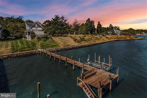Photo of 6407 MELBOURNE AVE, TRACYS LANDING, MD 20779 (MLS # MDAA426636)
