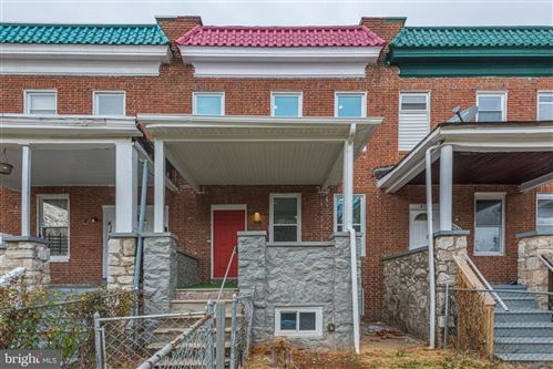 Photo of 4122 FAIRVIEW AVE, BALTIMORE, MD 21216 (MLS # MDBA493636)