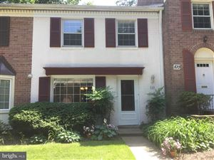 Photo of 868 AZALEA DR #21, ROCKVILLE, MD 20850 (MLS # MDMC663636)