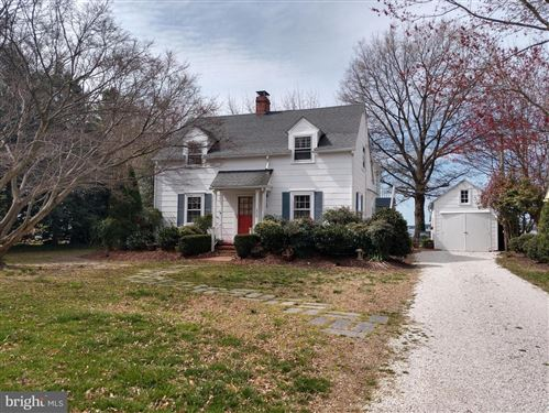 Tiny photo for 206 S MORRIS ST, OXFORD, MD 21654 (MLS # MDTA136636)