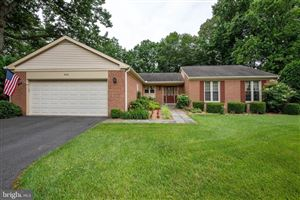 Photo of 860 INVERRARY CT, ANNAPOLIS, MD 21401 (MLS # MDAA403638)