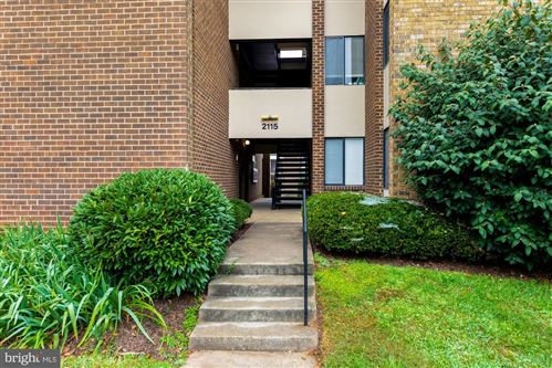 Photo of 2115 WALSH VIEW TER #8-102, SILVER SPRING, MD 20902 (MLS # MDMC736638)