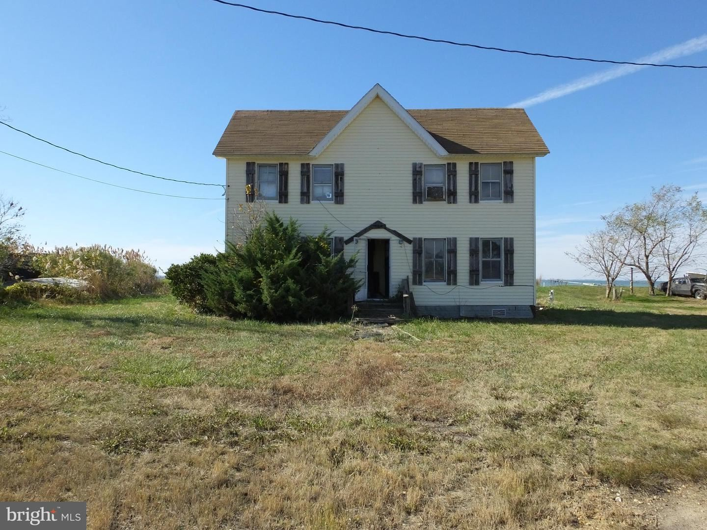 Photo for 1818 HOOPERSVILLE RD, FISHING CREEK, MD 21634 (MLS # MDDO124638)