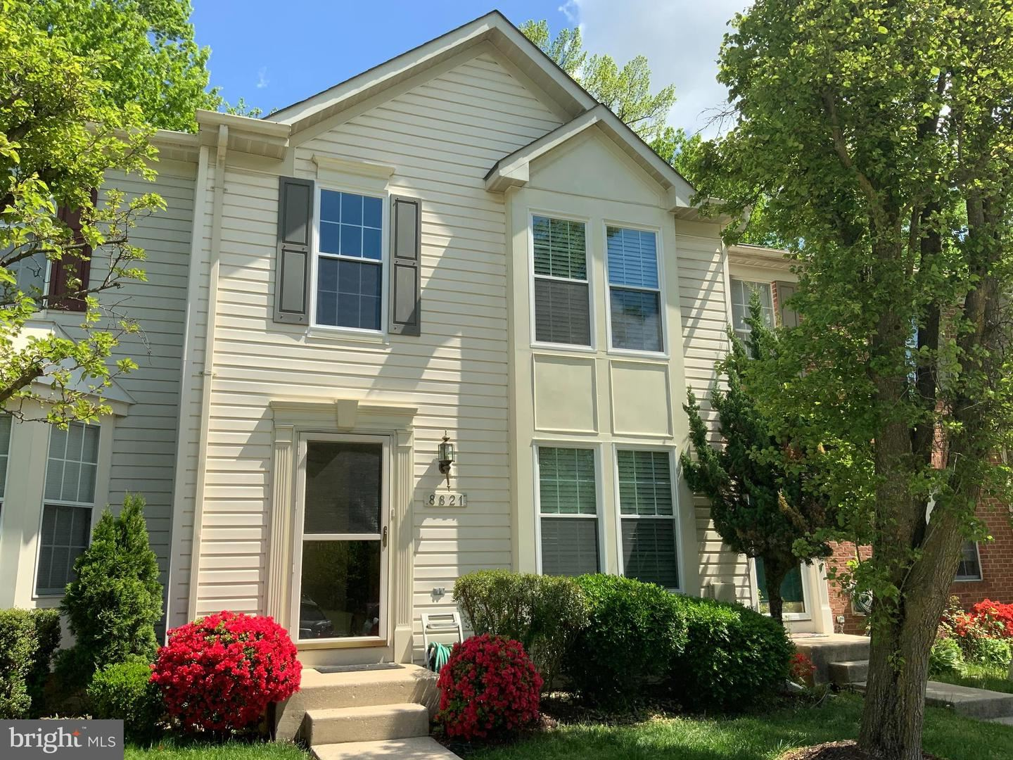 8821 EVERMORE CT, Laurel, MD 20723 - MLS#: MDHW293638