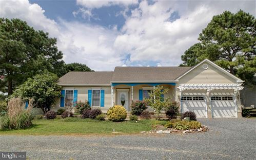 Photo of 218 CANAL ST, GRASONVILLE, MD 21638 (MLS # 1002352640)
