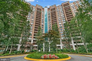Photo of 10101 GROSVENOR PL #209, ROCKVILLE, MD 20852 (MLS # MDMC673640)