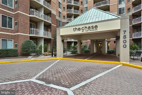 Photo of 7500 WOODMONT AVE #S1012, BETHESDA, MD 20814 (MLS # MDMC716640)