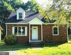 Photo of 119 ARCHER ST, FREDERICKSBURG, VA 22408 (MLS # VASP212640)