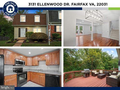 Photo of 3131 ELLENWOOD DR, FAIRFAX, VA 22031 (MLS # VAFX2000641)