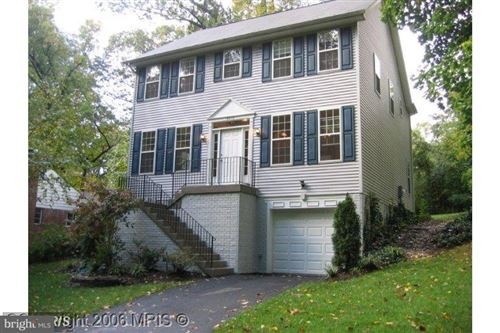 Photo of 8010 VALLEY ST, SILVER SPRING, MD 20910 (MLS # 1000154642)