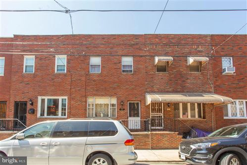 Photo of 2314 S 15TH ST, PHILADELPHIA, PA 19145 (MLS # PAPH1005642)