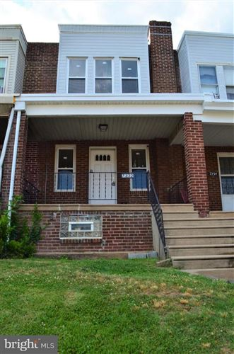 Photo of 7232 DITMAN ST, PHILADELPHIA, PA 19135 (MLS # PAPH910642)