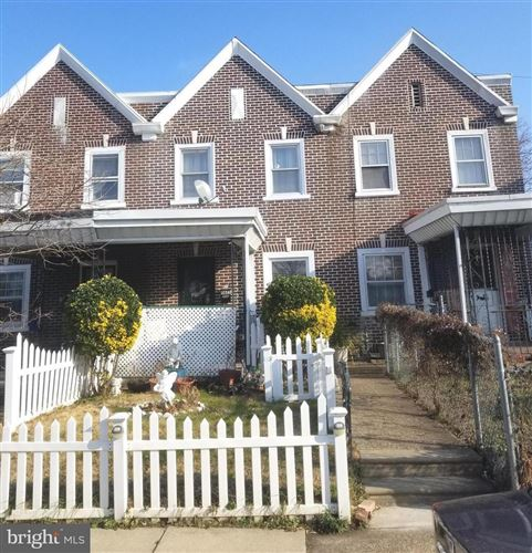 Photo of 5823 N 4TH ST, PHILADELPHIA, PA 19120 (MLS # PAPH981642)