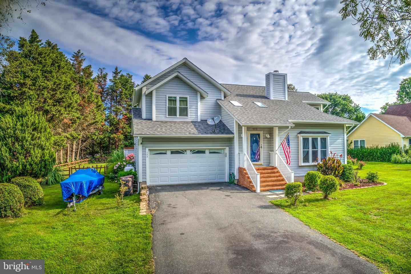 Photo of 122 CONGRESSIONAL DR, STEVENSVILLE, MD 21666 (MLS # MDQA144642)