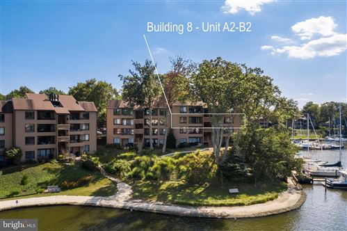 Photo of 8 PRESIDENT POINT DR #A2B2, ANNAPOLIS, MD 21403 (MLS # MDAA412644)