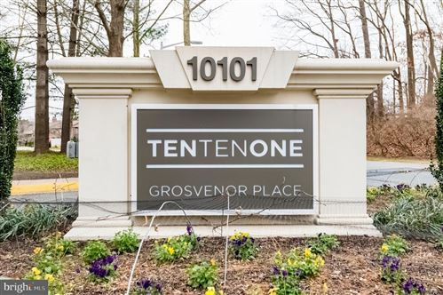 Photo of 10101 GROSVENOR PL #312, ROCKVILLE, MD 20852 (MLS # MDMC691644)