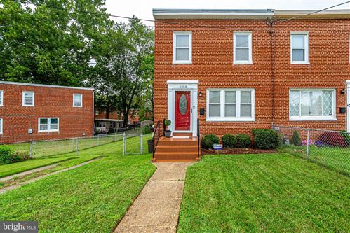 Photo for 1103 BOOKER DR, CAPITOL HEIGHTS, MD 20743 (MLS # MDPG578644)