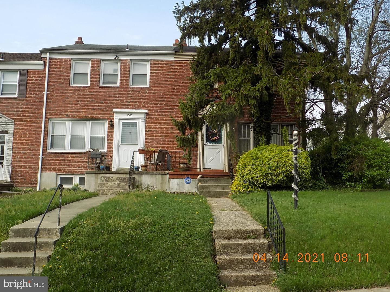 1601 WADSWORTH WAY, Baltimore, MD 21239 - MLS#: MDBA545644