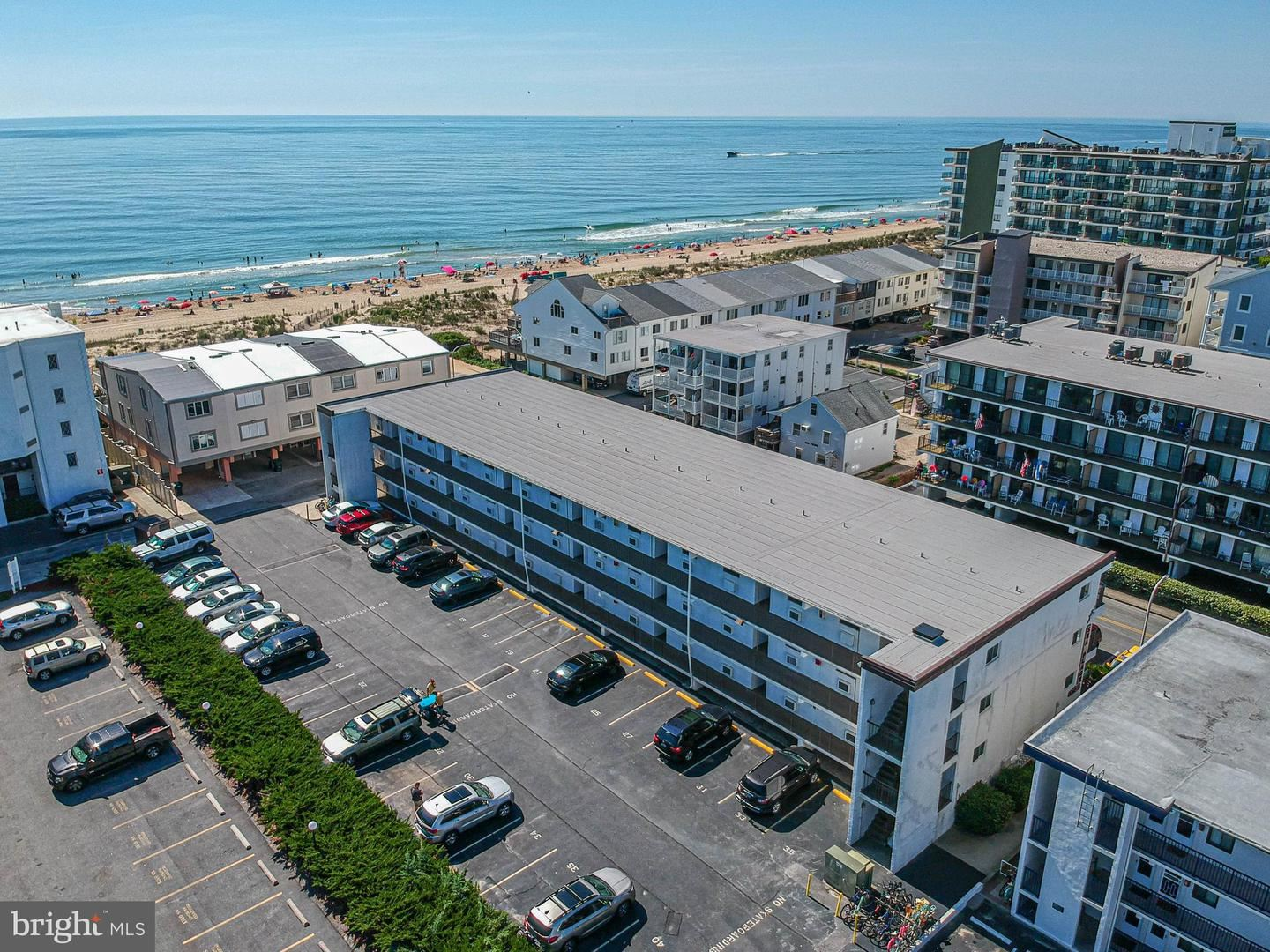 Photo of 8 36TH ST #314, OCEAN CITY, MD 21842 (MLS # MDWO119644)