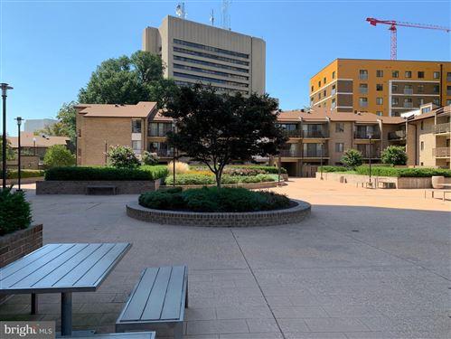 Photo of 102 MONROE ST #201, ROCKVILLE, MD 20850 (MLS # MDMC722646)