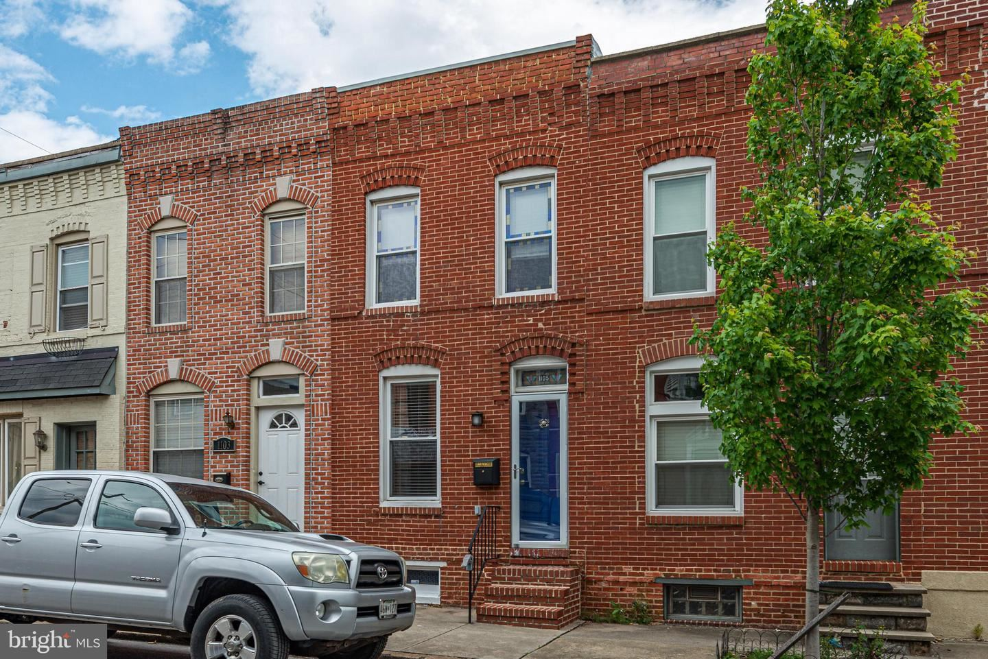 1105 S BOULDIN ST, Baltimore, MD 21224 - MLS#: MDBA550646