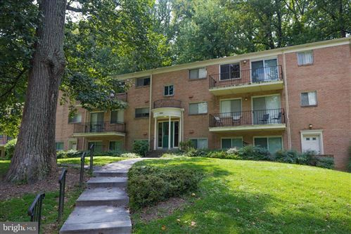 Photo of 10600 KENILWORTH AVE #102, BETHESDA, MD 20814 (MLS # MDMC675648)