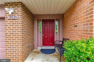 Photo of 19635 WHITE SADDLE DR, GERMANTOWN, MD 20874 (MLS # MDMC662650)
