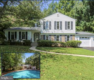 Photo of 16912 OLDE MILL RUN, ROCKVILLE, MD 20855 (MLS # MDMC670650)