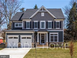 Photo of 2035 CHERRI DR, FALLS CHURCH, VA 22043 (MLS # 1001578652)