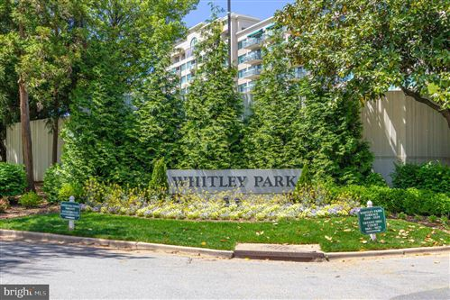 Photo of 5450 WHITLEY PARK TER #602, BETHESDA, MD 20814 (MLS # MDMC753652)