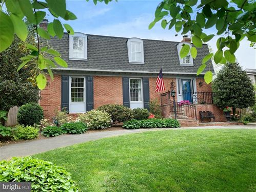 Photo of 7102 FULTON ST, CHEVY CHASE, MD 20815 (MLS # MDMC755654)