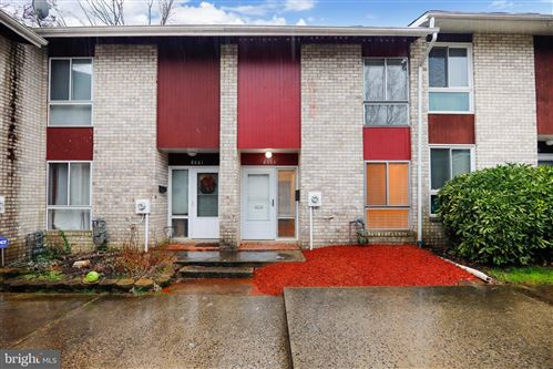 Photo of 8663 SEASONS WAY #25C, LANHAM, MD 20706 (MLS # MDPG591654)