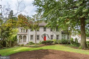 Photo of 7406 BROOKVILLE RD, CHEVY CHASE, MD 20815 (MLS # MDMC678656)