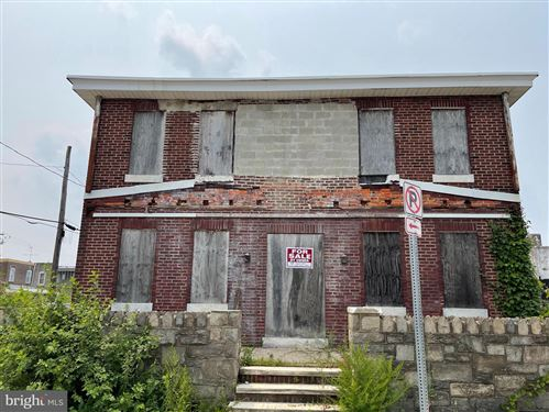 Photo of 318 HIGHLAND AVE, CHESTER, PA 19013 (MLS # PADE2003656)