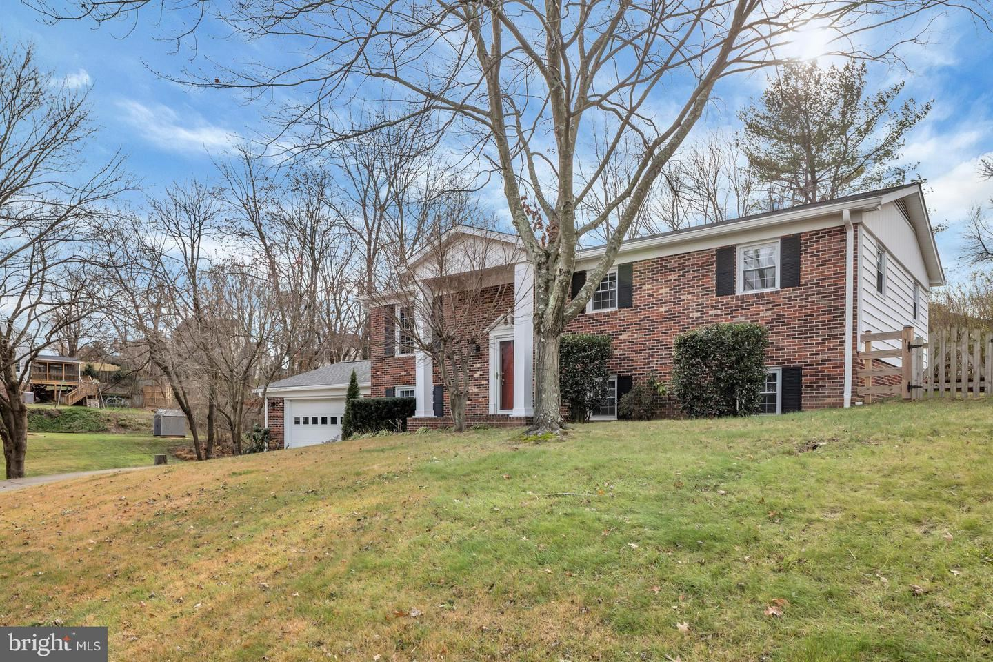 Photo of 203 COUNTRY CLUB DR SW, LEESBURG, VA 20175 (MLS # VALO426656)