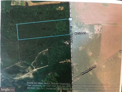 Tiny photo for GALESTOWN RELIANCE ROAD, GALESTOWN, MD 21659 (MLS # MDDO125658)