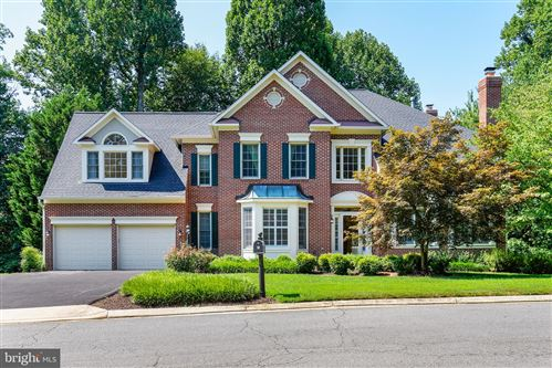 Photo of 1144 ROUND PEBBLE LN, RESTON, VA 20194 (MLS # VAFX100659)