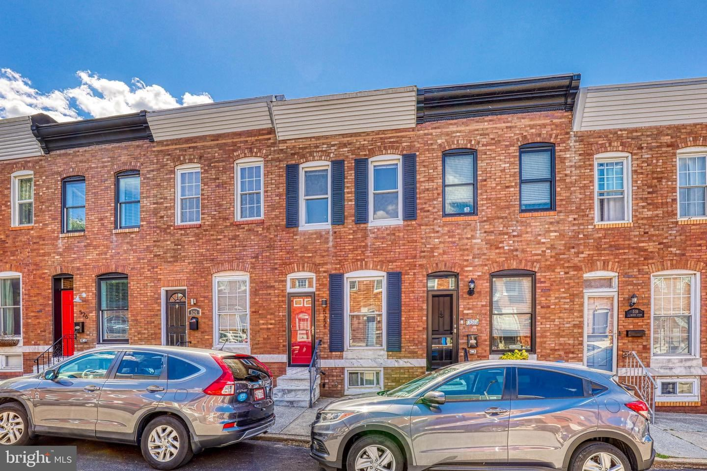 522 S DECKER AVE, Baltimore, MD 21224 - MLS#: MDBA550662