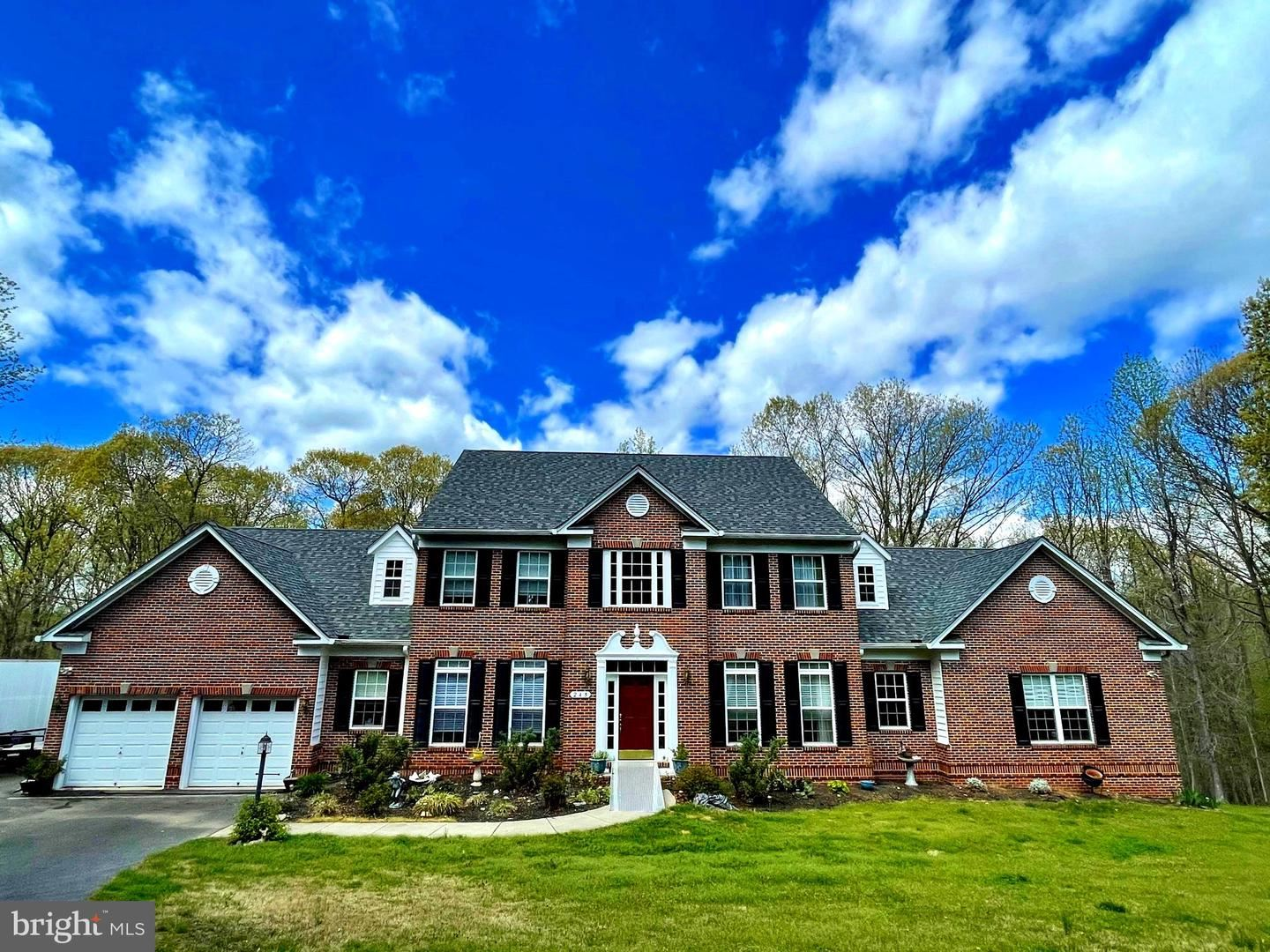 Photo of 245 PERSIMMON HILLS CT, SUNDERLAND, MD 20689 (MLS # MDCA181662)