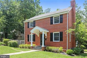 Photo of 8636 MELWOOD RD, BETHESDA, MD 20817 (MLS # MDMC665664)
