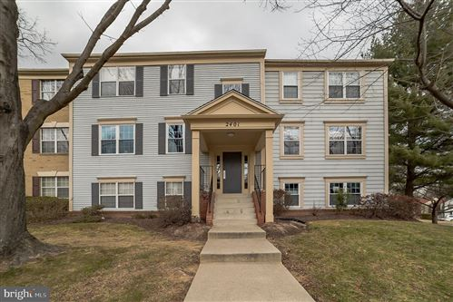 Photo of 2401 NORMANDY SQUARE PL #12, SILVER SPRING, MD 20906 (MLS # MDMC741664)