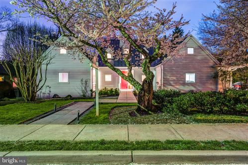 Photo of 4716 FALSTONE AVE, CHEVY CHASE, MD 20815 (MLS # MDMC750664)
