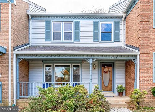 Photo of 6579 ZOYSIA CT, ALEXANDRIA, VA 22312 (MLS # VAFX1099664)