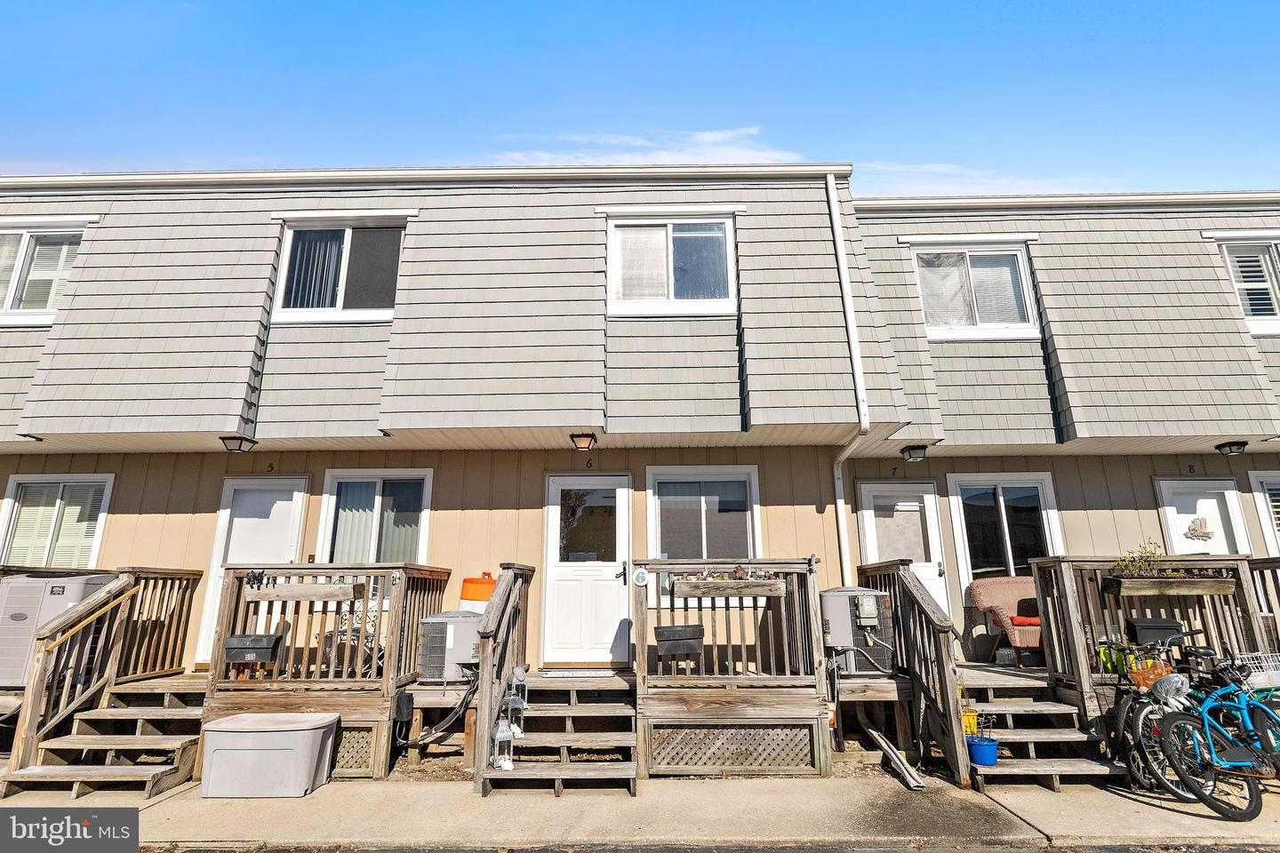 Photo of 506 32ND ST #6, OCEAN CITY, MD 21842 (MLS # MDWO118664)