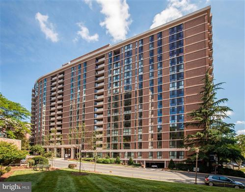 Photo of 4620 N PARK AVE #909E, CHEVY CHASE, MD 20815 (MLS # MDMC669666)