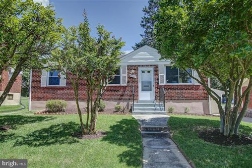 Photo of 4613 OLDEN RD, ROCKVILLE, MD 20852 (MLS # MDMC717666)