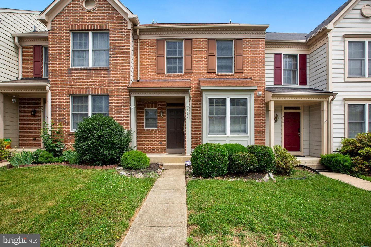 9332 SOMBERSBY CT, Laurel, MD 20723 - MLS#: MDHW295666