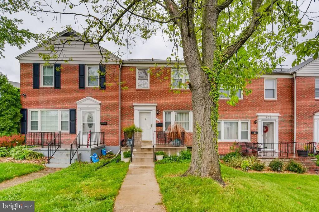 905 RADCLIFFE RD, Baltimore, MD 21204 - MLS#: MDBC528668